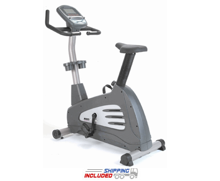 Multi-Sports CC-750U Upright Exercise Bike with Poly-V Belt Drive