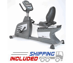Multi-Sports CC-755R Exercise Bike with Walk Through Frame Design