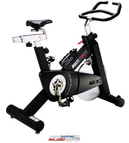 Multisports Belt Drive Enduro Cycle 600NL Upright Exercise Bike