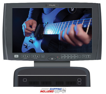 MYE Entertainment M15TV-NAQ2 15.6 in. Digital TV Personal Viewing Screen
