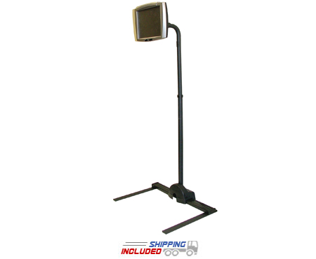 MYE Entertainment MTV-FS1 Free Standing Standard Floor Stand for LCD TV