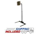 MYE Entertainment MTV-FS1T Free Standing Tall Floor Stand for LCD TV