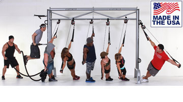 XPload Zone Training System - Suspension Anchoring Rack