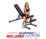 Incline/Decline Bench