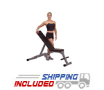 Powerline PFID125X Folding Flat-Incline-Decline Bench