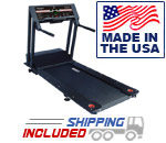 USA Made Super Tuff 4600HRT Commercial Treadmill with Heart Rate Control