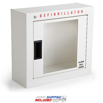 Philips 989803136531 Basic Surface-Mounted Defibrillator Cabinet