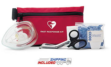 Philips 68-PCHAT Fast Response Kit for FRx Defibrillator