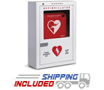 Philips PFE7024D Surface-Mounted Defibrillator Cabinet