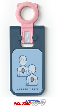Philips 989803139311 Infant and Child Key for FRx Defibrillator
