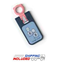 FRx defibrillator Infant / Child Key