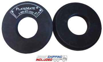 PlateMate 5/8 lb. Donut Shaped Magnetic Add-On Plate for Pro-Style Dumbbell