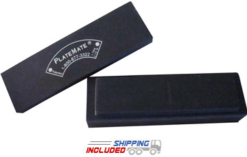 PlateMate 2.5 lb. Magnetic Brick for Weight Stacks