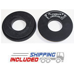 PlateMate 1.25 lb. Magnetic Donut Pair for increasing dumbbell weight
