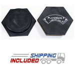 PlateMate 1.25 lb. Hex Shaped Add-On Pair for Dumbbells