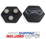 PlateMate 5/8 lb. Hexagonal Magnetic Add-On Plates for Hex Dumbbells