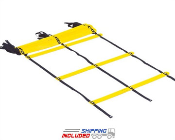 SMART Double Agility Ladder - 15'