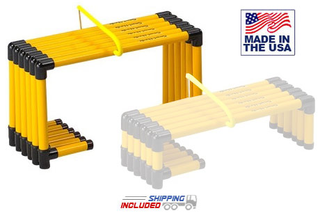 "SMART Hurdles - 12"" - Set of 6"