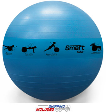Self-Guided SMART Stability Ball