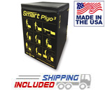 Prism Fitness SMART 3-in-1 Soft Plyo Cube for Plyometric Training
