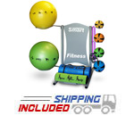 Prism Fitness Group Self-Guided SMART Essential Package with Storage Tower