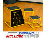 SMART Self-Guided Plyo Training Boxes