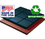 Safety Surface Tiles and Ballistic Tiles at Ironcompany.com