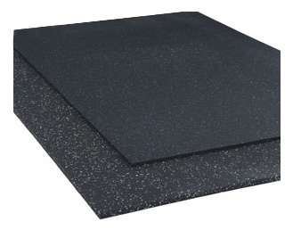 colored heavyduty rubber gym mats