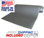 Grey Foam Equipment Mat