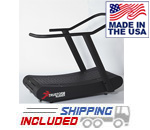 TrueForm Runner Non-Motorized Curved Treadmill for GSA Purchase