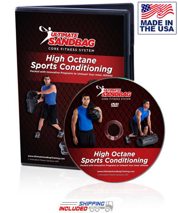 High Octane Sandbag Training DVD