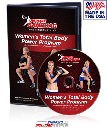 Women's Total Body Power Program DVD