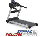 Spirit Fitness XT685 Light Commercial Treadmill