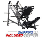 SportsArt A982 Plate Loaded Commercial Leg Pressing Machine