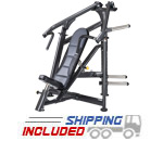 SportsArt A985 Plate Loaded Chest Press Machine for Commercial Gyms