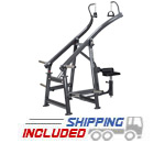 SportsArt A986 Plate Loaded Lat Pulldown Machine for Commercial Gyms