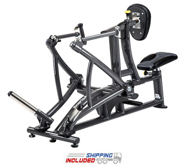 SportsArt A988 Plate Loaded Mid Row for the Lats