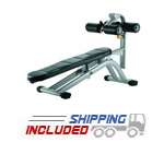 Adjustable Abdominal/Crunch/Sit Up Bench