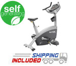 C572u Upright Cycle Club Series -- SportsArt (C531u)