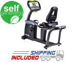 SportsArt C575R Status Series Recumbent Exercise Bike
