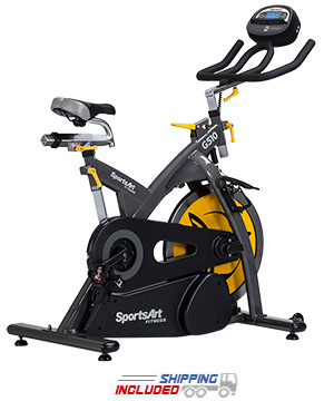 SportsArt G510 ECO-POWR Indoor Cycle Status Series on GSA and CMAS Contract