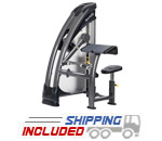 SportsArt S912 Selectorized Seated Bicep Curl Machine for Commercial Gyms