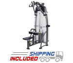 SportsArt S916 Selectorized Independent Lat Pulldown Machine