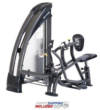 SportsArt S921 Selectorized Independent Mid Back Row