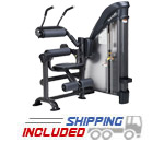 SportsArt S931 Selectorized Abdominal Crunch for Commercial Gyms