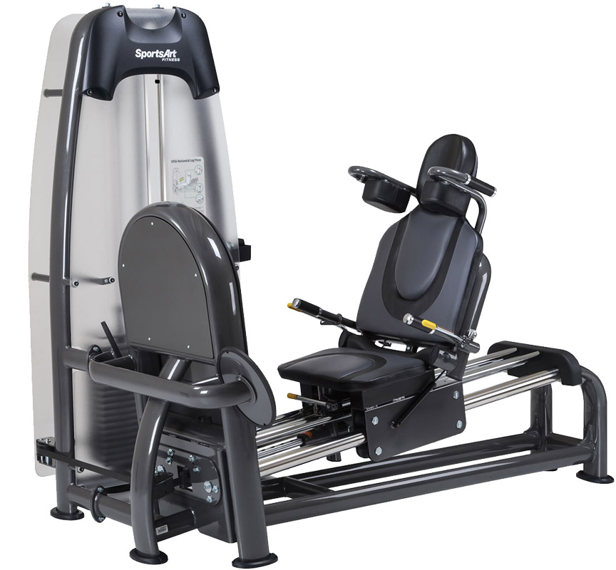 Horizontal Leg Press Machine Sportsart S956