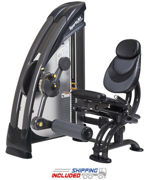 SportsArt S957 Selectorized Leg Extension Machine for Commercial Gyms