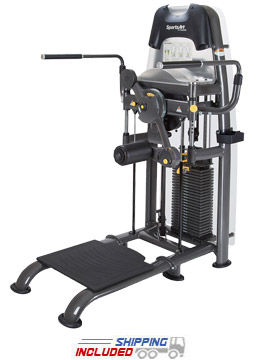 SportsArt S961 Selectorized Total Hip Machine for Commercial Gyms