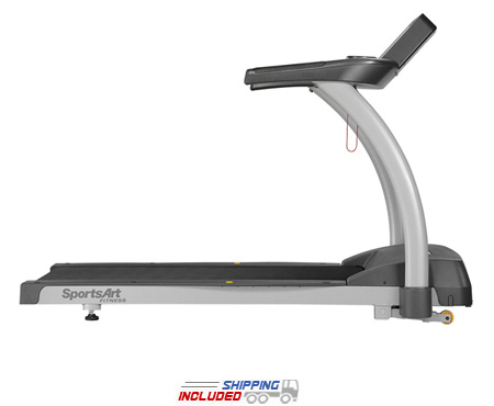 T610 Treadmill Precision Series