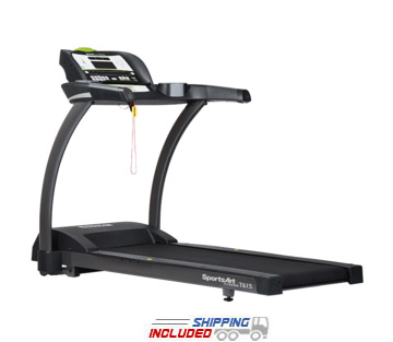 T615 Foundation Series Club Treadmill